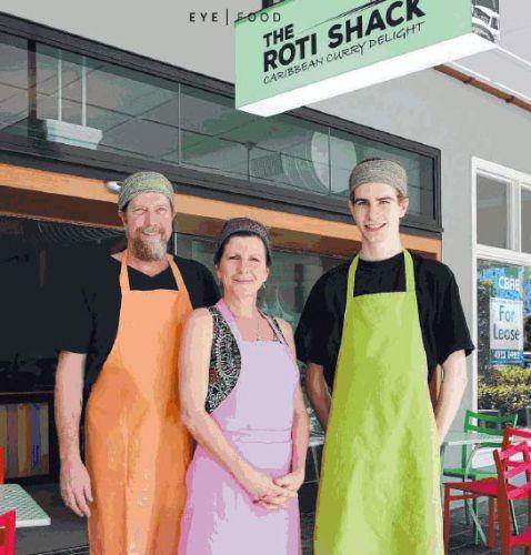 The Roti Shack Family